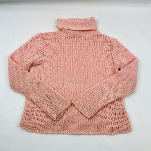 Eileen Fisher Merino Wool Turtleneck Sweater